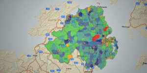 Census Mapping Tool on